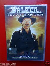 walker texas ranger disco n.2 quarta stagione chuck norris arti marziali film gq