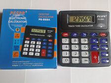 Calculatrice a 8 Chiffres PS-268A Pour Bureau, Ecole, Boutique