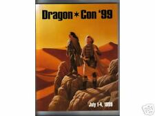 DRAGON-CON  VIDEO TAPED CONVENTION HIGHLIGHTS 1998 -PLUS 1 MORE DVD FOR FREE!!!