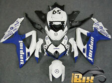 CARÉNAGE ABS SUZUKI GSX R 600/750 08/09/10 DESIGN JORDAN MODÈLE INJECTION