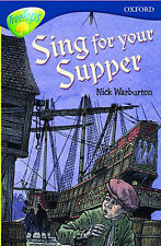 Oxford Reading Tree: Stage 14: TreeTops: Sing for Your Supper Paperback Book