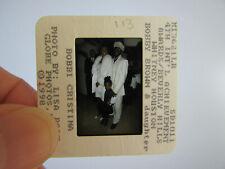 More details for original press photo slide negative - whitney houston & bobby brown - 1998 - i