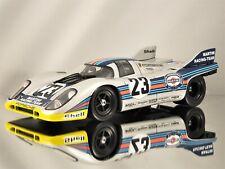 Norev Porsche 917K #23 1000km Spa 1971 Marko, Lennep Martini Racing Team 1:18