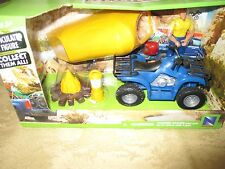 Xtreme Adventure Playset - New Ray - New with articulated figure