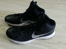 Nike Hyperquickness Men's Size 10.5 Black Basketball Athletic Sports Mesh