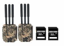 Covert Scouting Cameras LB-A Trail Camera 5762 Mossy Oak 2 Cameras 2 SD 32 GB