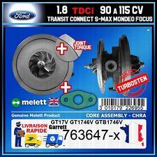 CHRA Turbo Melett Ford S-Max Mondeo Focus 1.8 TDCi 90 115 763647 GT1746V