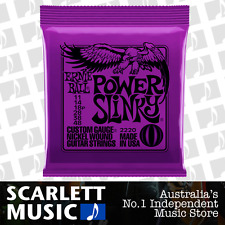 Ernie Ball 2220 Power Slinky 11-48 Electric Guitar Strings *BRAND NEW*