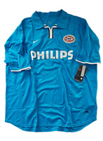 2001/02 NIKE PSV PLAYER ISSUE FOOTBALL SHIRT SOCCER JERSEY TRIKOT MAGLIA MAILLOT