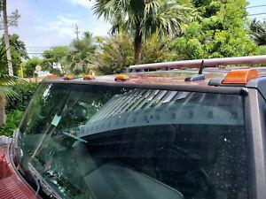 Hummer H2 Roof Marker Lights Complete Set