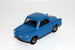 MERCURY #6 1958 - AUTOBIANCHI BIANCHINA BLU MONOCOLORE (RARO) - VERY GOOD NO BOX