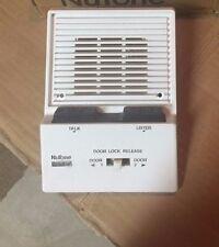 Nutone N-485WH Apartment Intercom Speaker for 478 door entry amplifier, 485