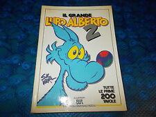 SILVER:IL GRANDE LUPO ALBERTO VOL.2.LE PRIME 200 TAVOLE.BUR ILLUSTRATI 1992