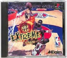 NBA JAM Extreme PS1 Acclaim Sony Playstation 1 From Japan