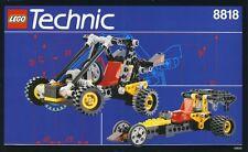Lego technic dune buggy (8818)