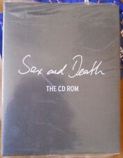 The Durutti Column – Sex And Death The CD ROM mint