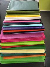 Seidenpapier, Bastelpapier, Geschenkseiden mix. 200 Blatt