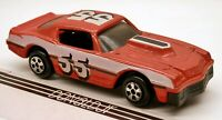 Ertl 1974 Chevrolet Camaro Stocker Red #55 Chevy 1/64 Scale Vintage Hong Kong