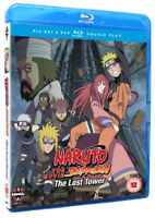 Naruto Shippuden Film - The Lost Torre Blu-Ray + DVD Nuovo (MANB8129)