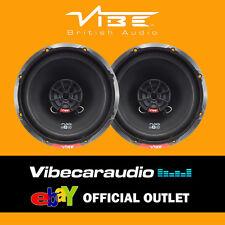 """Vibe Slick 6 Coaxial V7 16.5cm 6.5"""" 240 Watts Car Door Speakers New 2017 Model"""