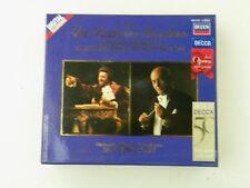 VERDI - UN BALLO IN MASCHERA - LUCIANO PAVAROTTI - BOX 2 CD DECCA 1985 - NM-/NM-