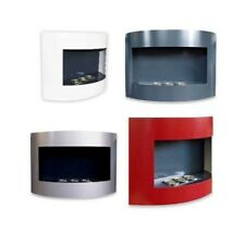 Neu: Designer-Gelkamin Halbmond / Ethanolkamin für die einfache Wand-Montage