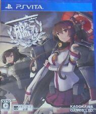 PS Vita Kancolle Kai Kantai Collection From Japan