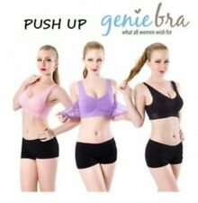 PUSH UP GENIE BRA - 7 COLOUR & 4 SIZE