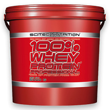(12,58�'�/kg) Scitec Nutrition 100%25 Whey Protein Professional 5000g 5kg Eiweiss