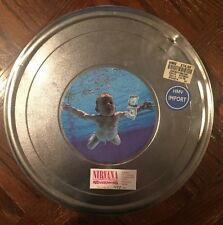 RARE Nirvana Nevermind Limited Edition Tin  #472/500--UK Import CD