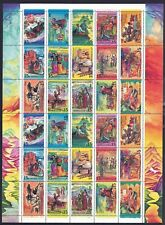 RUSSIA Scott# 6045a Mini-Sheet MNH - SCV $10 - 1991 Mint Never Hinged 30 Stamps