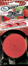 k29 KeyStone Scent-Stone Car and Home Air Freshener, Cherry