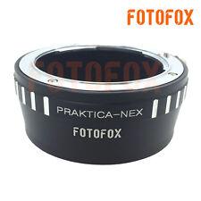 PB-NEX for Praktica PB Lens to Sony E NEX 5C 5N 6 7 A7 A7R A7RII VG10 Adapter