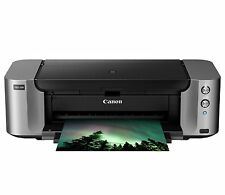 Canon PIXMA PRO-100 Professional Photo Inkjet Printer, 4800x2400 Resolution, WiF