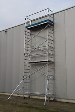 "Rollrüstung, Alu-Gerüst, ""PRO-S-250"" bis 8,30 Meter AH, Gerüst, Fahrgerüst, NEU"