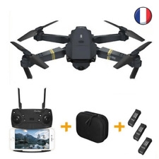 Drone Eachine E58 WIFI 2MP 1080P Caméra RC Drone FPV + Boite + 3 Batteries RTF