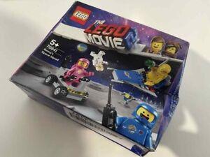 LEGO | Benny's Space Squad | 70841 |  Weltraum Minifiguren | Astronauten |