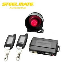 Steelmate 888E Two Way LCD Car Alarm Keyless Entry Security System S7I1