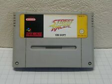 Street Racer Super Nintendo Snes Game PAL Cartridge Only