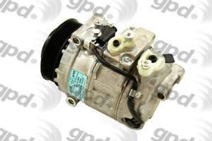 A/C Compressor-New Global 6512104