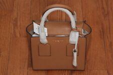 NWT Michael Kors $278 Selby Medium Messenger Tote Handbag Acorn