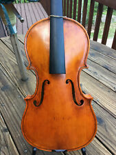 "Old Vintage Viola 15.75"" No Label American or German"