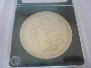 1900 Morgan Silver Dollar - Philadelphia Mint - Circulated But Excellent Example