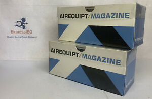 (QO) Airequipt 35mm Slide Magazines - Lot of 2 New Open Box; Was Not Used