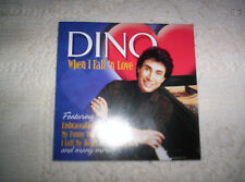 CD A Dino Kartsonakis When I Fall in Love 2002 DCK Enterprises piano instrument