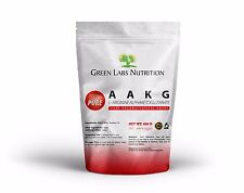 AAKG Powder L-Arginine Alpha-Ketoglutarate 454g 100% PURE