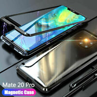 Magnetic Adsorption Phone Case for Huawei Mate 10 P20 Pro Mate 20 lite