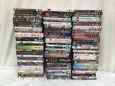100 x Assorted Genre DVDs Joblot Bundle Carboot - Lot 69