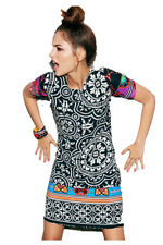 Desigual Monochrome Couleur Pop gironel la Robe 36-46 UK 8-18 RRP 84