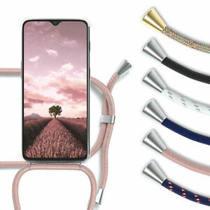 Case for OnePlus 6T Case Chain With Band Mobile Case Silicone Cover